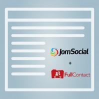 JomSocial FullContact