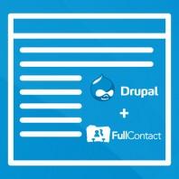 Drupal Fullcontact