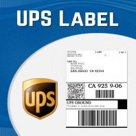 UPS Label