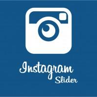 Instagram Slider(Magento)