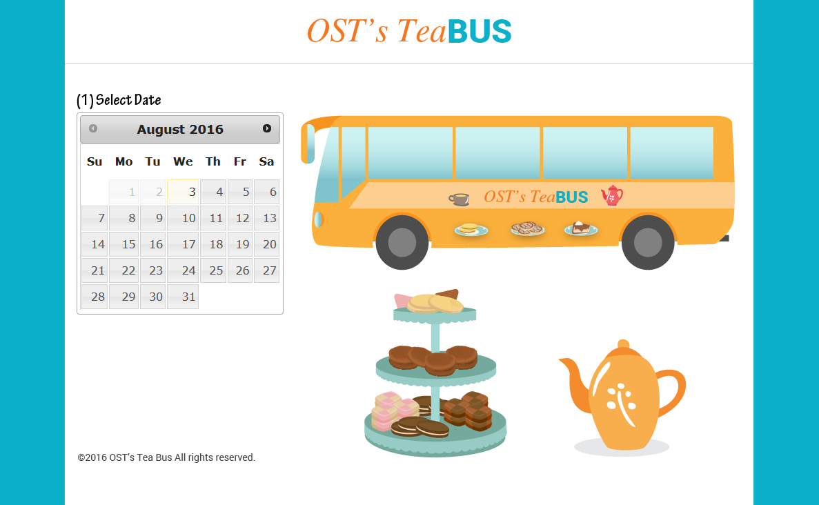 OST Tea Bus