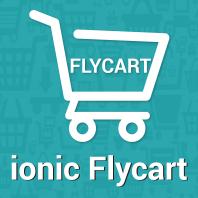 ionic flycart