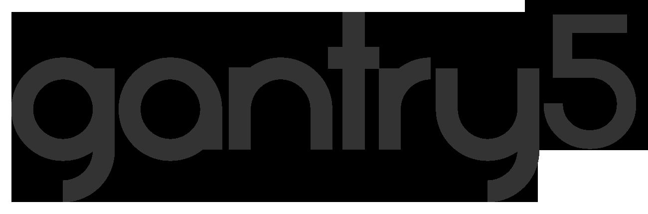 Gantry5 Logo