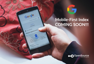 Mobile First Index - Latest Google Update