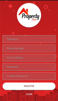 Property Finder Screen 2