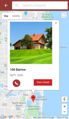 Property Finder Screen 8