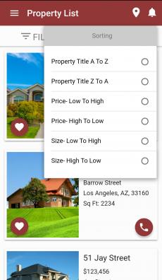 Property Finder Screen 6