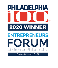 Philadelphia 100 award
